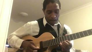 CIYO BROWN EXPLAINS HIS GUITAR WORK ON 'HELLO DARLING' - ON HIS FIBONACCI CHIQUITA OF COURSE