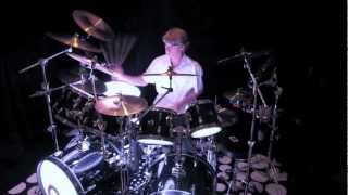 UnSun - A Single Touch (Drum Cover)