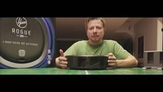 Hoover 970 Robot Vacuum, smart vacuum review 2018