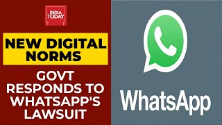 Govt On WhatsApp's Privacy Violation Claims: Norms Only For Prevention & Probe Of Serious Offences