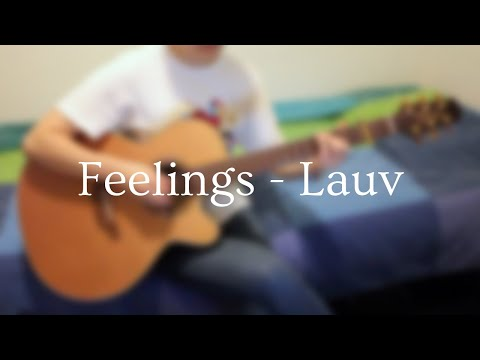 Download Feelings [Lauv] - Fingerstyle Guitar Cover (+ TABs) Mp4 HD Video and MP3