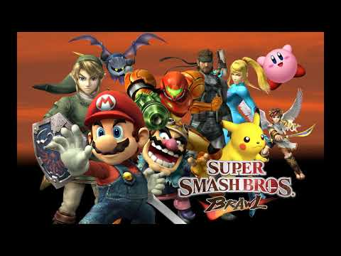 Kendrick Lamar - M.A.A.D. City (Super Smash Bros Brawl Remix)