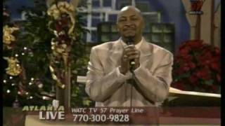 Special Guest Tony Davis on T.V. 57 Atlanta LIVE Television..