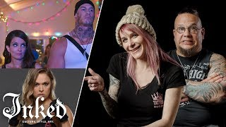 Tattoo Artists React To WWE Tattoos | Tattoo Artists Answer