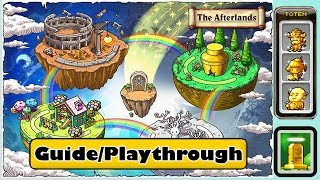 Maplestory Afterlands Guide - How To Obtain Easy Totems