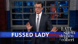The Worst Part About Being First Lady? Comedians