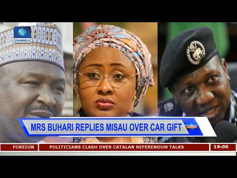 Misau Names Aisha Buhari In Fresh Allegations Against IGP  Politics Today 