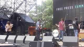 Drive-By Truckers - Hell No, I Ain't Happy (FPSF Houston 06.01.14) HD