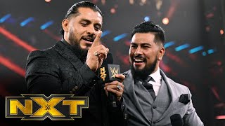 "WWE NXT Superstar Wants To Be ""The Main Event Of WrestleMania"""