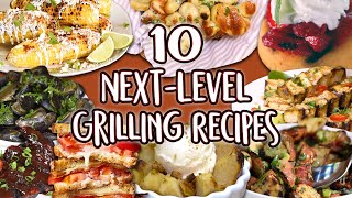 10 Next Level Grilling Recipes For The Summer | Super Compilation | Well Done