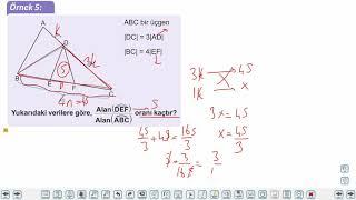 Eğitim Vadisi 9.Sınıf Matematik 32.Föy Üçgenin Alanı Konu Anlatım Videoları