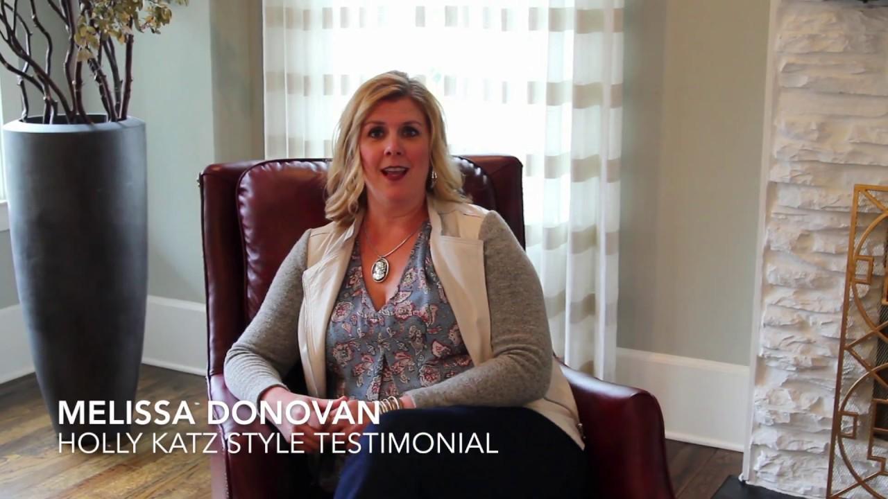 Melissa Donovan Testimonial