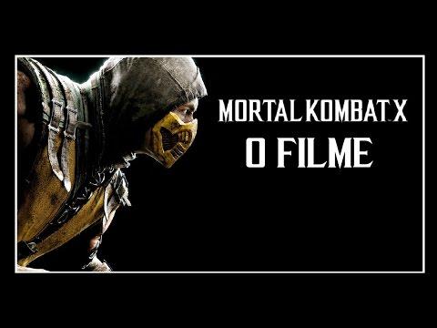 Mortal Kombat X - O FILME - DUBLADO - 1080p