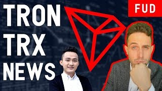 TRON MAKING POWER MOVES? Latest TRX news shows strength in the blockchain & crypto world!
