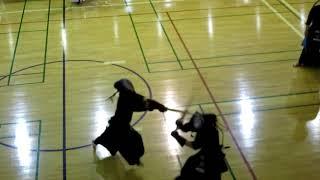 성동고등학교 검도부 훈련