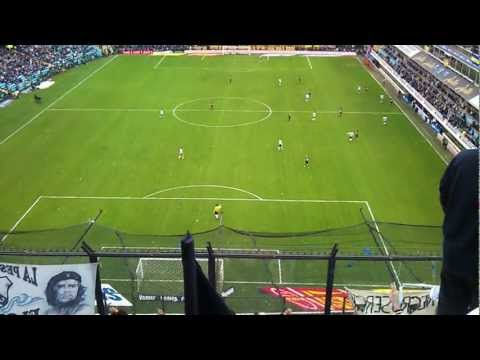 """""""La Peste Blanca en La Bombonera 18-08-2012"""" Barra: La Peste Blanca • Club: All Boys"""
