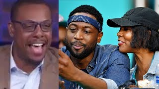 Dwyane Wade's ENTIRE FAMILY Roasts Paul Pierce After He Claimed To Be A Better Player Than D Wade!