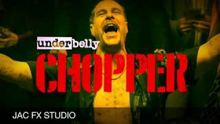 Recent work on the Chopper tv series