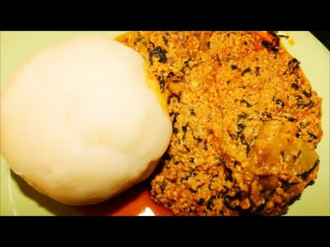 How to Cook Nigerian Egusi Soup