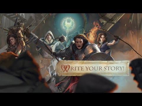 Pathfinder: Kingmaker - Launch Trailer thumbnail