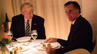 Romney Groveling To Trump? thumbnail