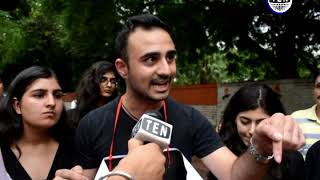 Activists from Kashmiri Youth Movement supports   Scrapping of Kashmir's special status
