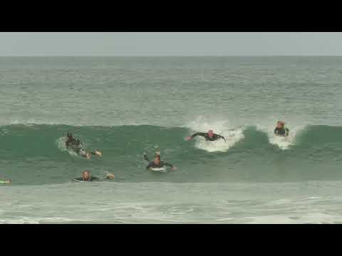 Nice surf sets at Jan Juc