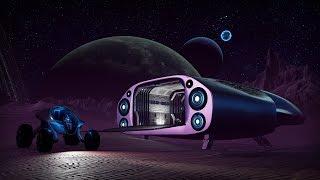 Space Dream VR - Alpha Gameplay