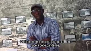Informations sur la Covid-19 en langue nationale KPELE (Guinée) 2.1