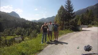 preview picture of video 'Making of: Das Postkarten-Gruppenfoto in Palfau'