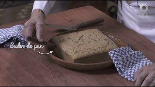 Tu cocina - Budín de pan