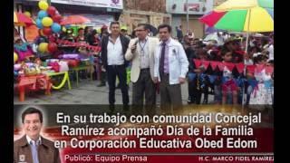 3ra SEMANA JUNIO - Concejal de la Familia