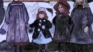 Artist Edvard Munch pt1 - 1973 - CharlieDeanArchives / Archival Footage