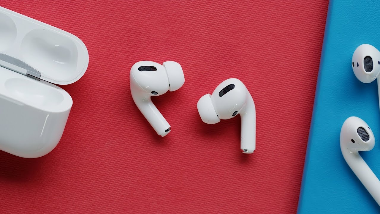 Apple AirPods Pro wireless headphones