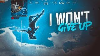 I Won't GIVE UP | PUBG MOBILE | AIMGOD HOPE