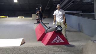 Axis Freestyle Academy: Episode 1