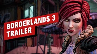 Borderlands 3 - Gameplay Reveal Trailer (4K)