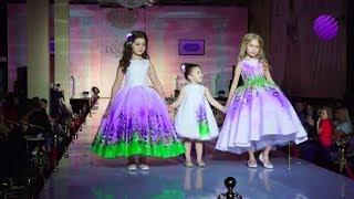 Estet Fashion Week 2017 L'erede/  детская мода / v&v fashion tv/ показ мод
