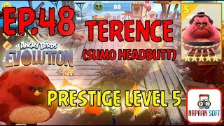 ANGRY BIRDS EVOLUTION - TERENCE(SUMO HEADBUTT) - EAGLE MOUNTAIN - MAJOR PECKER