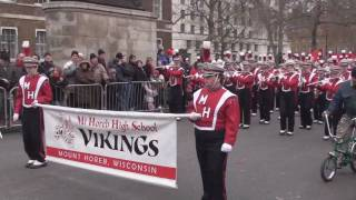preview picture of video 'Mount Horeb High School Marching Band'