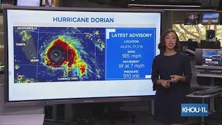 Hurricane Dorian Makes Landfall In Bahamas As Category 5 Storm