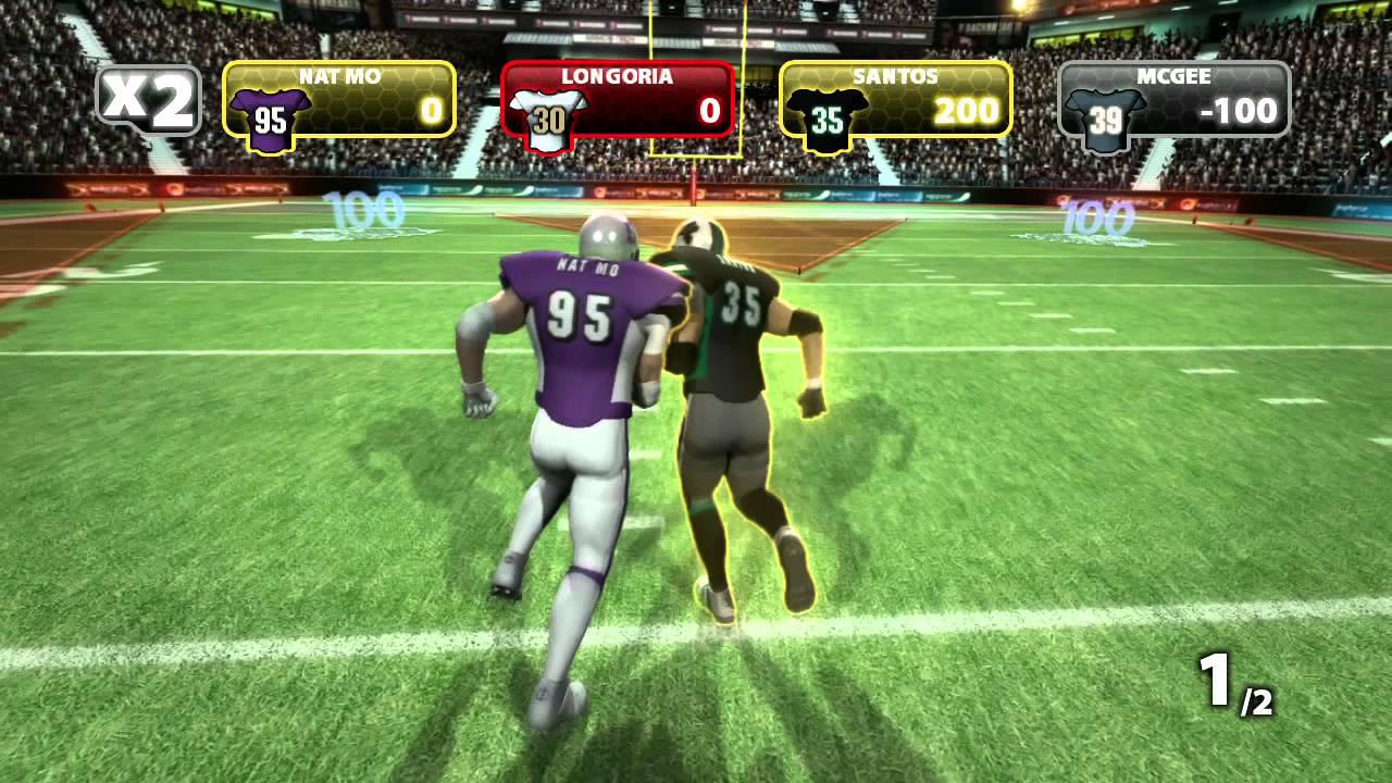 Backbreaker Sequel Gets Europe-Only PS3 Release