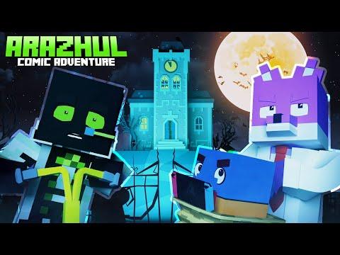 Minecraft Animation - DIE GEISTERSCHULE! (Arazhul Comic Adventure 2)
