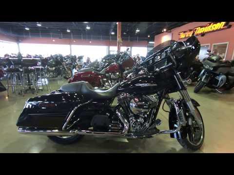 2015 Harley-Davidson Touring Street Glide Special FLHXS