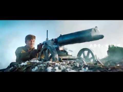 这才是马克沁机枪的正确使用方法,一挺机枪决定一场战争的胜败!