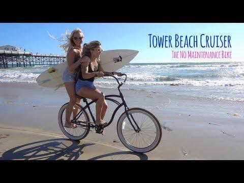 Tower Beach Cruiser Bike