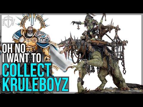Warhammer Preview Online: Dominion Celebration Edition... I Want Kruleboyz Now
