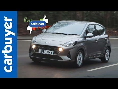 Hyundai i10: best and worst - Carbuyer