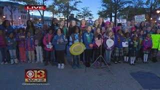 Girl Scouts of Central Maryland Featured on WJZ's Manic Monday