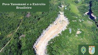 Povo Yanomami e Exército Brasileiro: Um só povo, um só ideal.